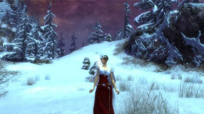 Guild Wars celebrates Wintersday in July