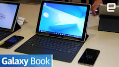 Samsung's Galaxy Book crams desktop power in portable body