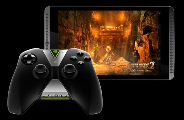 Games and Twitch at the heart of Nvidia's Shield Tablet