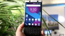 Blackberry kündigt das Abschiedshandy an