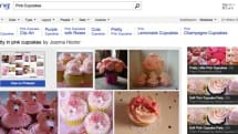 Bing partners with Pinterest to add image collections to search results