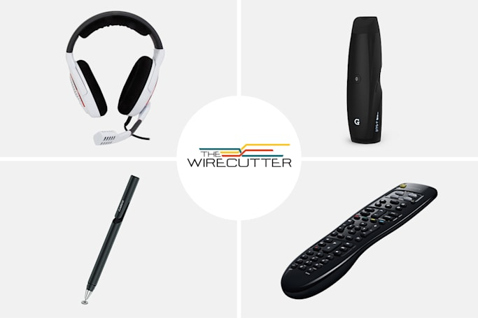 The Wirecutter's best deals: Logitech Harmony 350 remote