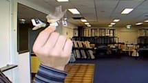Robot dragonfly gets outfitted with camera, plans to record uprising from every possible angle