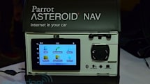 Parrot Asteroid CK, Asteroid Nav, Asteroid 2DIN infotainment systems: hands-on (video)