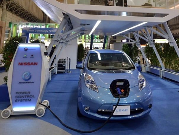 Nissan's new charging technology will juice your EV in ten minutes, ten years from now