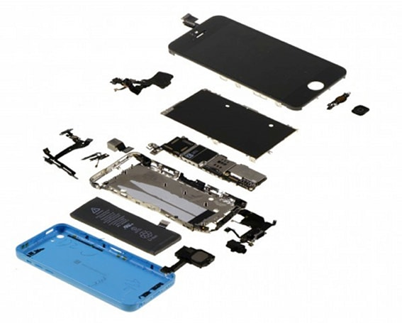 IHS: iPhone 5s component tally reaches $199, iPhone 5c costs $173