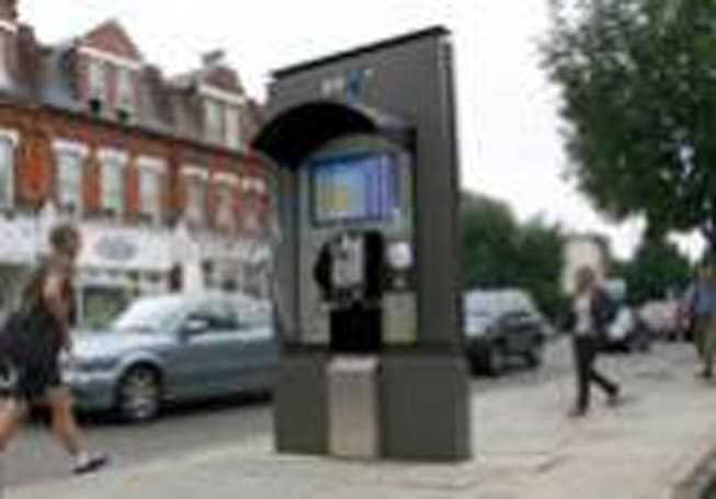 BT rolls out new ad-heavy payphones