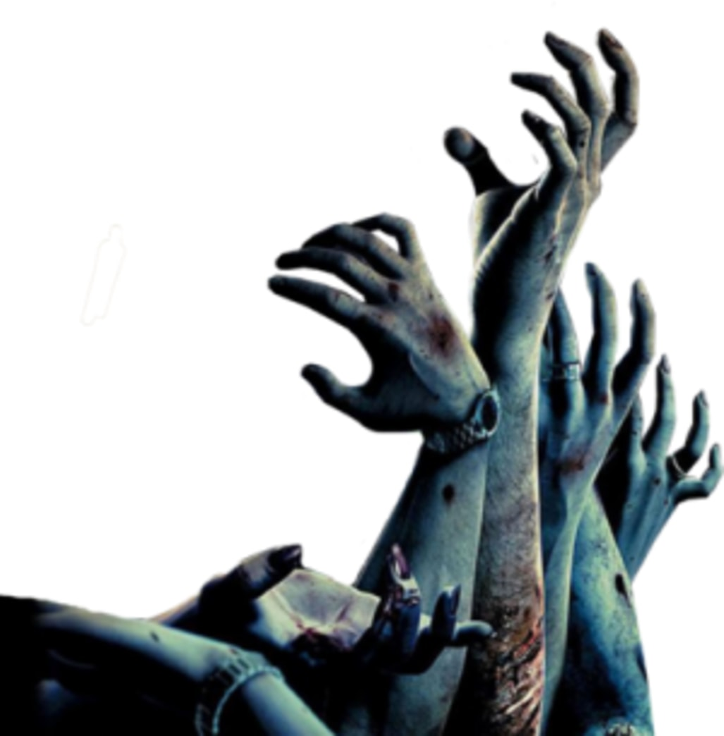'Zombie Hands' Are Apparently Another Thing We Have to Worry About Now