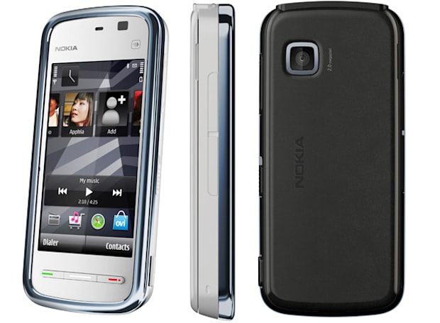 Nokia 5235 Comes With Music and a low price in Q1 2010