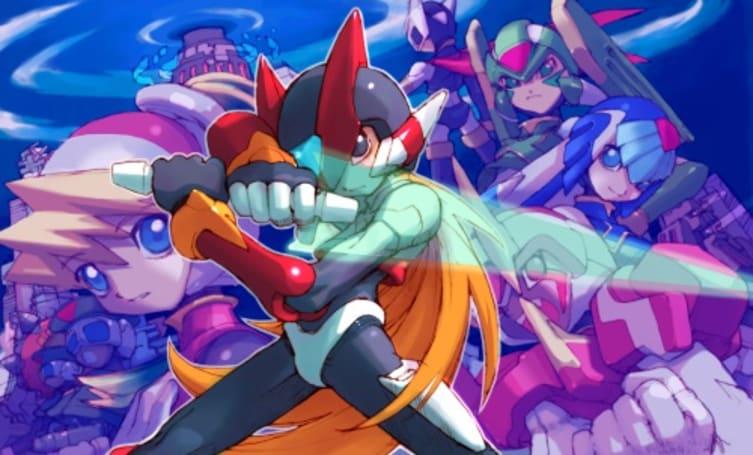 New Nintendo eShop releases: Mega Man Zero, Meme Run