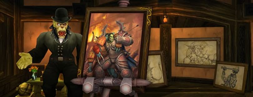 Blizzard updates Cataclysm and leaders art galleries