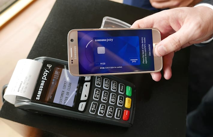 Samsung Pay adds new online payment options