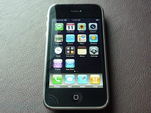 iPhone 3G and firmware 2.0: one week later
