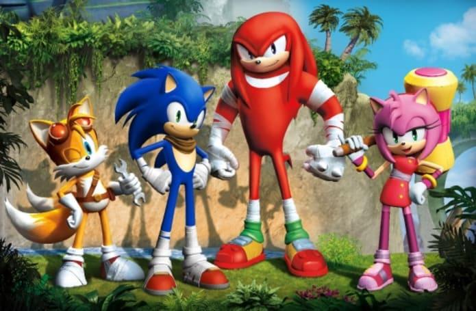 Sonic Boom reaches Wii U, 3DS in November