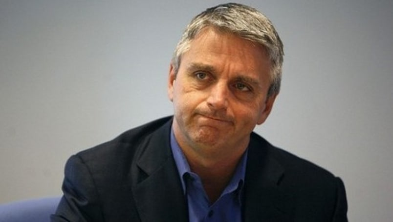 Former EA CEO John Riccitiello is now CEO of Unity