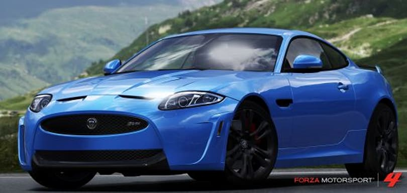 Forza 4 gets 10-car Alpinestars car pack on April 3