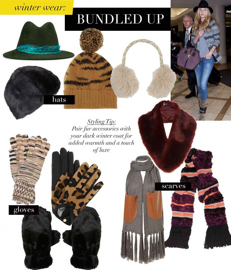 Top 9 at 9: Winter Wear (More is More)