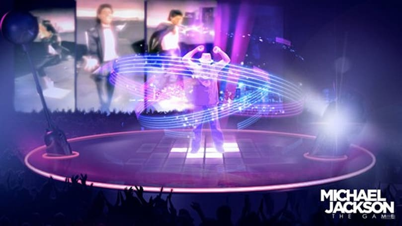 Michael Jackson game subtitled 'The Experience,' coming November