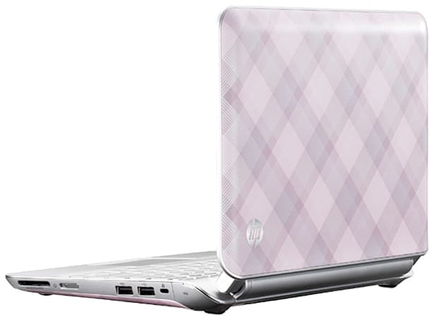 Intel's 1.66GHz Atom N570 slips into refreshed HP Mini 110 and 210