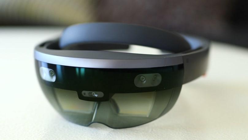 Microsoft's next-gen HoloLens reportedly won't arrive until 2019