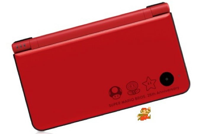 Mario DSi XL and DSi temporarily make us forget the 3DS