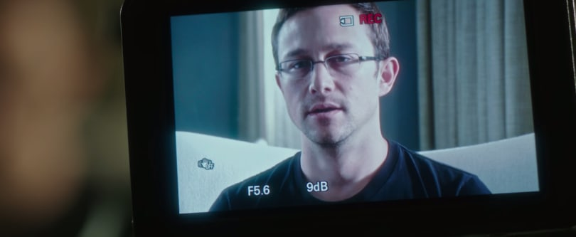 Watch Snowden talk 'Snowden' with Oliver Stone next month