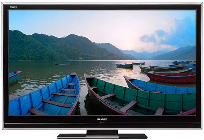 Sharp's LC-52D85U LCD HDTV reviewed: at least the image quality rocks
