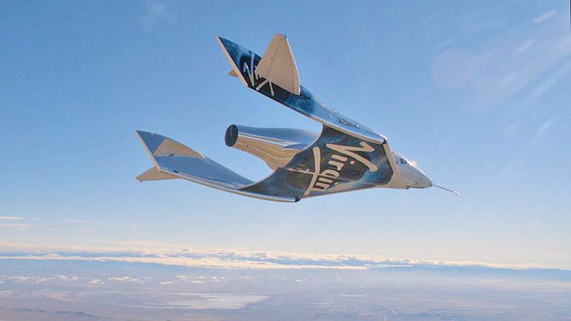 Virgin Galactic's SpaceShipTwo completes second glide flight