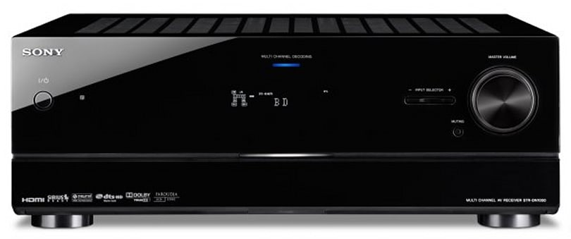 Sony rolls out new AV receivers for 2009