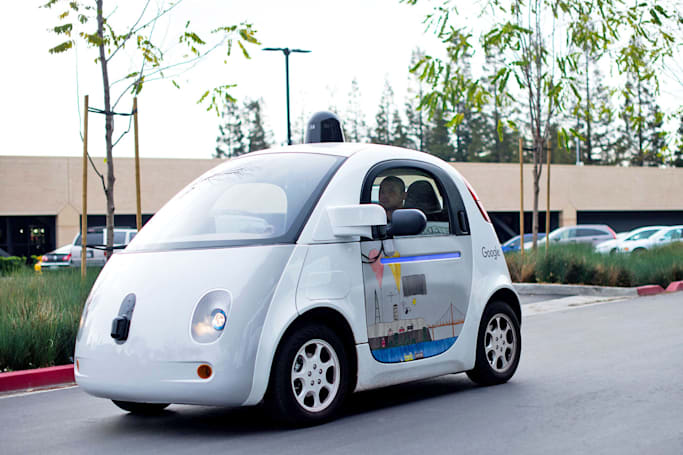 Ford, Google and Uber form a group to push for self-driving cars