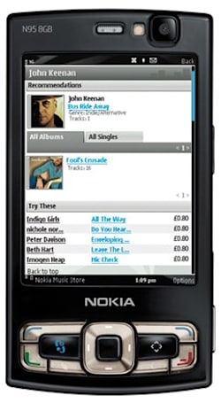 Nokia Music veep addresses slow Comes with Music sales in the UK