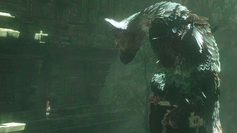 The Last Guardian still under Ueda's 'creative supervision,' still no release window