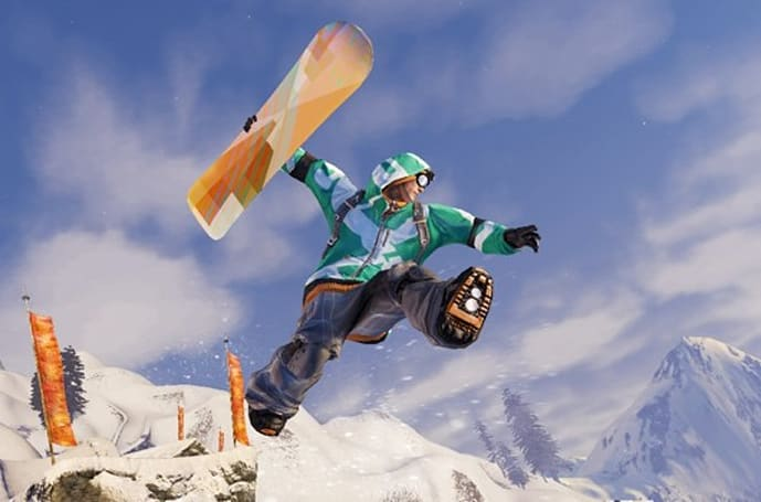 SSX demo available now on Xbox 360, later today on PS3