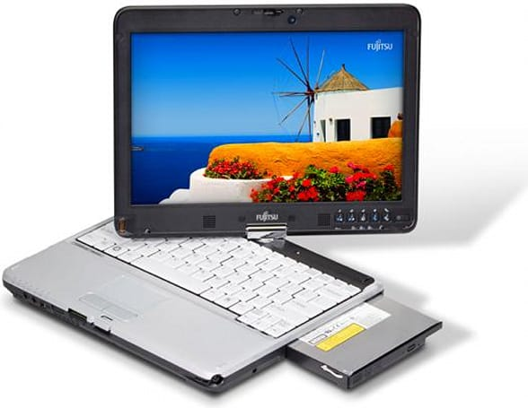 Tablet PC shocker! Fujitsu LifeBook T730 official, smaller version of T900