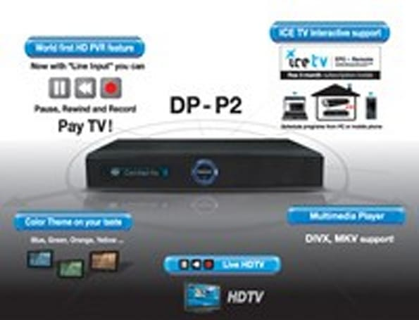 Beyonwiz ups the ante with 300GB DP-P2 HD DVR