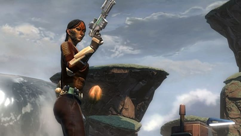 The Cathar arrive in SWTOR's next update