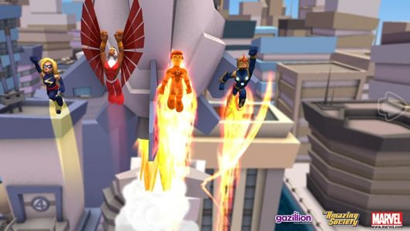 Super Hero Squad Online gets vocal with new all-star cast of talent