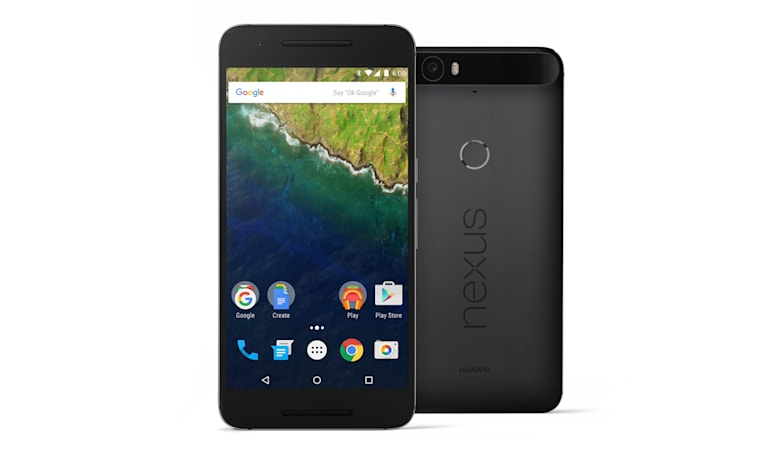 The Nexus 6P vs. the competition: More than just big screens