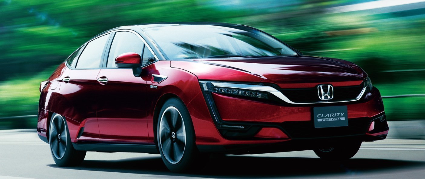 Honda S Hydrogen Car Costs 500 A Month If You Can Find One