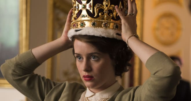 the crown, queen elizabeth, netflix, claire foy