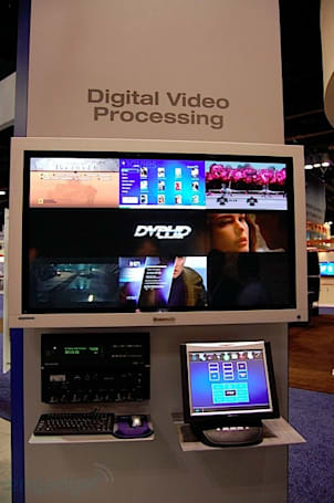 A look at Crestron's DVPHD-Pro in action