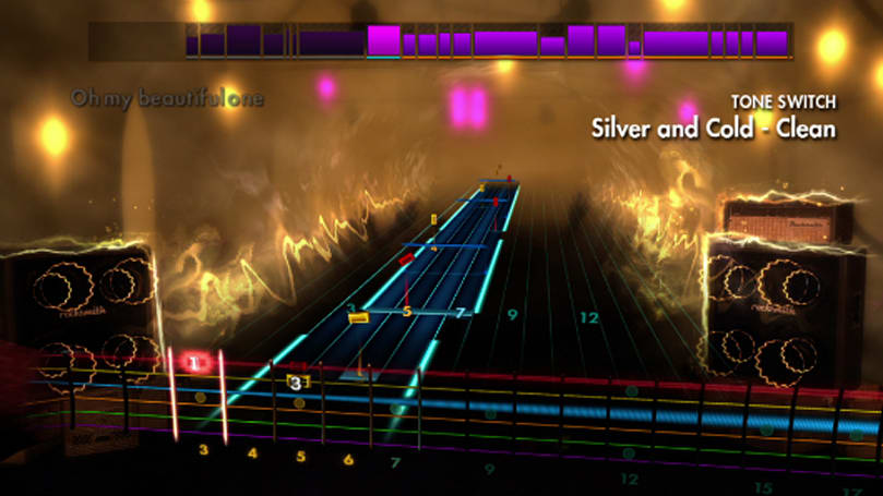 Rocksmith 2014 covers AFI's career in four songs