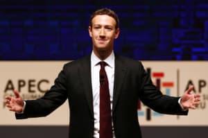 Der Satz, den Zuckerberg wieder aus seinem Manifest löschte
