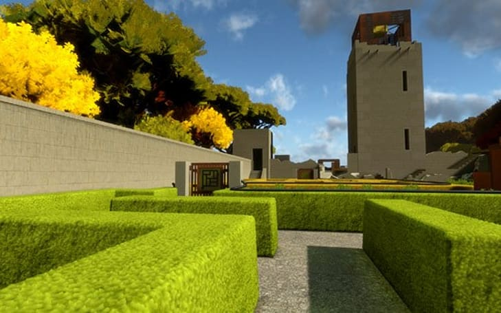 The Witness trailer requires your corroboration