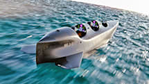 An all-electric submarine, and more in the week that was