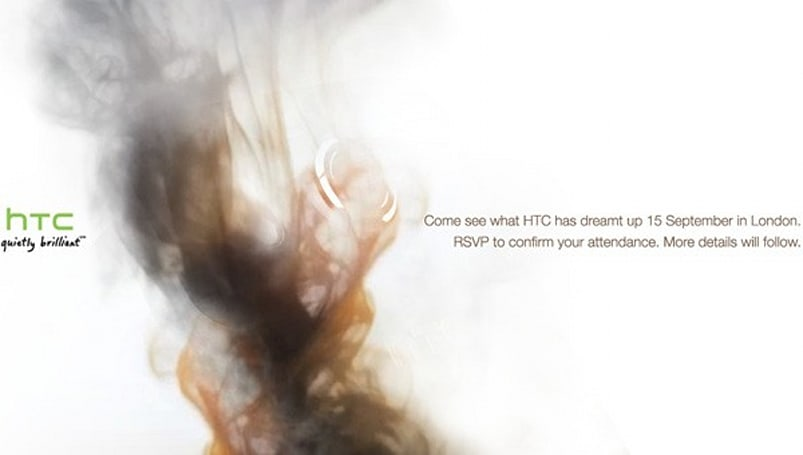 HTC schedules September 15 event, leaves us guessing as to what it's launching