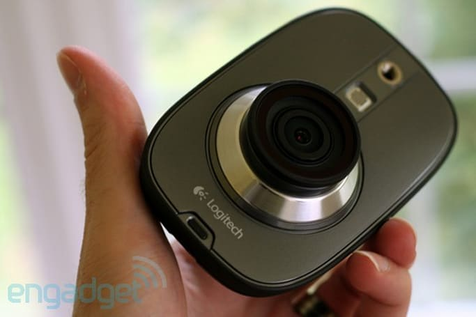 Logitech announces Alert series of high-def security cameras, we go hands-on (updated with video!)