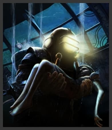"""Book critic plays BioShock, says it's not quite """"art"""""""