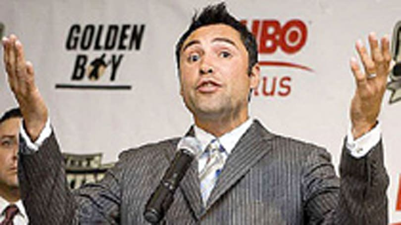 AT&T bringing De La Hoya vs. Pacquiao to U-verse HD PPV