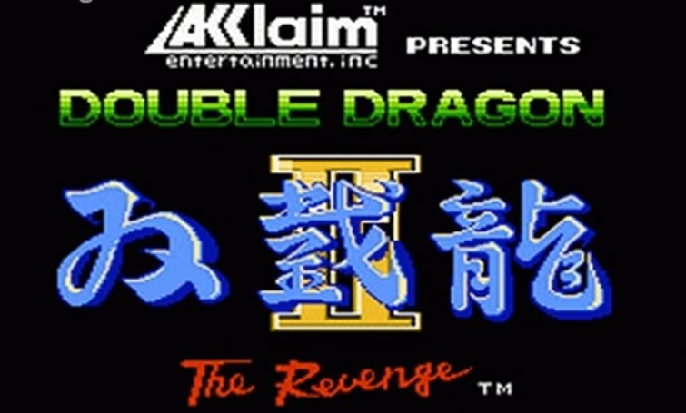 Double Dragon 2: Wanderer of the Dragons rated for Xbox 360